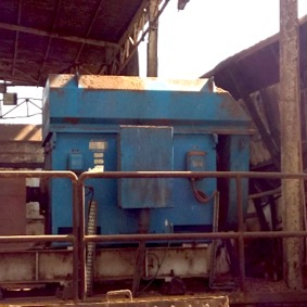 Project 200kW 3.3kV C11-B Conveyor Motor