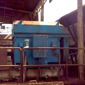 Project 200kW 3.3kV C11-B Conveyor Motor